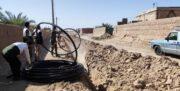 اجرای بزرگترین پروژه آبرسانی خَیر محور در کرمان/ بهره مندی بیش از ۵۰ هزار نفر از آب سالم به همت گروههای جهادی و خَیر ابراهیمی