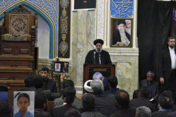 وسعت وجود «شهید سلیمانی» یک امت و ملت است/ پیگیر نامه خانواده جانباختگان حادثه تشییع کرمان خواهم بود