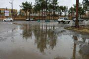 کاهش ۷۲ درصدی بارش نزولات آسمانی در سال آبی جاری نسبت به سال گذشته