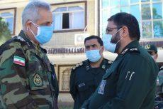 انسجام نیروهای مسلح، الگویی برای کشور است/ سپاه و ارتش در کنار هم هستند