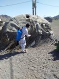 کپرنشینان مناطق محروم جنوب کرمان هدف توزیع ادوات بهداشتی/ تا اتمام بیماری کرونا در جنوب استان فعالیت می کنیم
