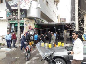 سفیران سلامت «حاج  قاسم» شهر کرمان را ضد عفونی کردند+ تصاویر