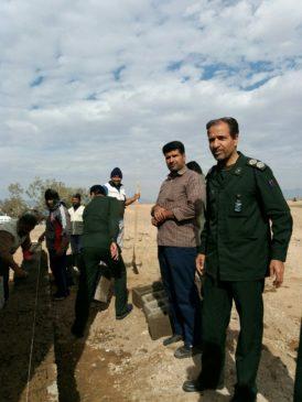 تصاویر/ بازسازی یک واحد مسکونی در روستای دهوج راور